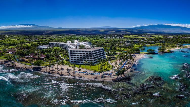 The Mauna Lani Bay Hotel Bungalows On Island Of Hawaii Revpar
