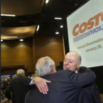 Costco co-founder Jim Sinegal remembers his 'confidant, close friend' <strong>Jeff</strong> <strong>Brotman</strong>