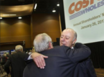 Costco co-founder Jim Sinegal remembers his 'confidant, close friend' Jeff Brotman