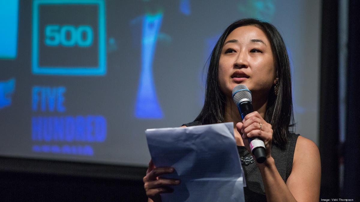 500 Startups CEO Christine Tsai talks about 'emotional ...