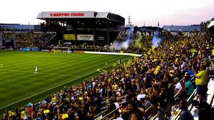 Crew SC in no rush to move stadium: 'We're going to have to be patient'