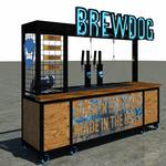 Blue Jackets tapping BrewDog beer in multi-year deal