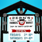 2 unique marketplaces, local favorites, up for sale