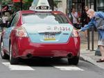 Come September, Philadelphia taxi rate will tick up 2 cents