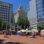 Exclusive: Pioneer Square food cart shakeup, including a potentially 'Honkin' Huge' exit