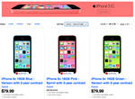 Target undercuts <strong>Apple</strong> on iPhone 5C price