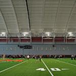 Take a look inside the University of Maryland's new <strong>Cole</strong> Field House