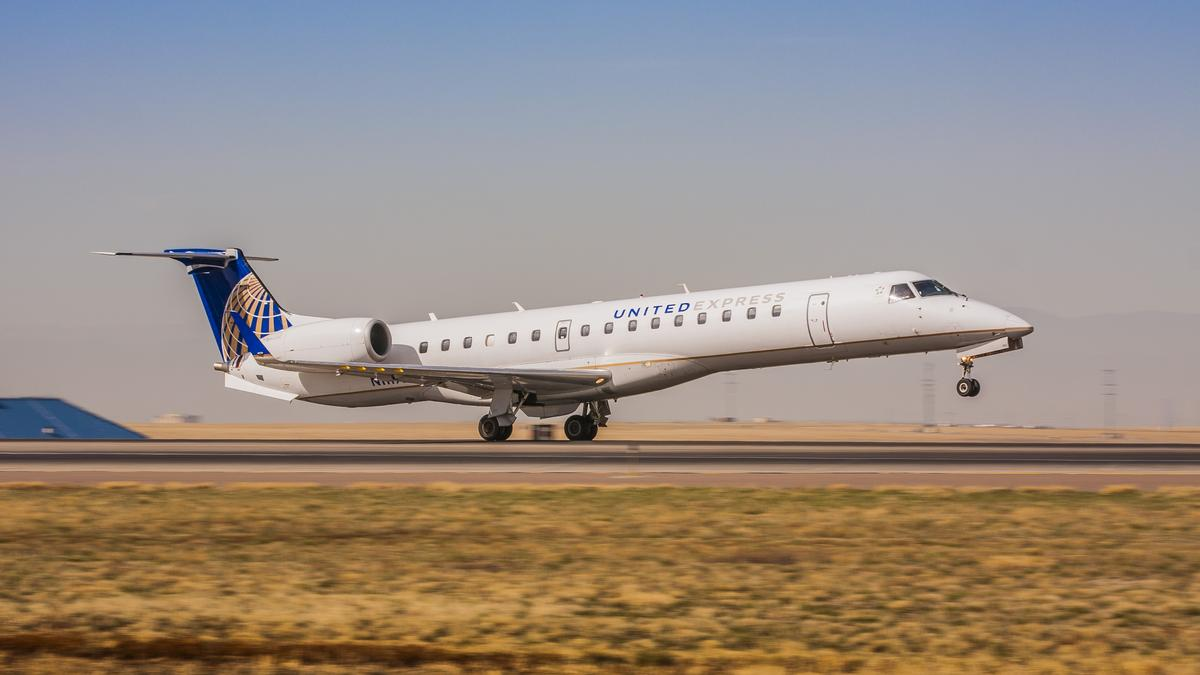 united airlines regional carrier commutair is dumping smaller slower planes chicago business journal