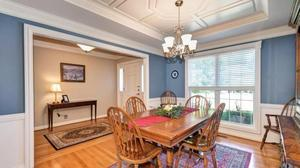 Spacious & open & perfect for entertaining or relaxing!