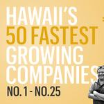 Hawaii's Fastest 50 2017: No. 1 - No. 25