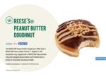 Krispy Kreme launching Reese's doughnut in U.S.