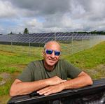 Solar farms are the Albany area's new cash crop