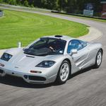 <strong>Herb</strong> <strong>Chambers</strong>' McLaren F1 sells for a record $15.62M at auction