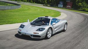 Herb Chambers' McLaren F1 sells for a record $15.62M at auction