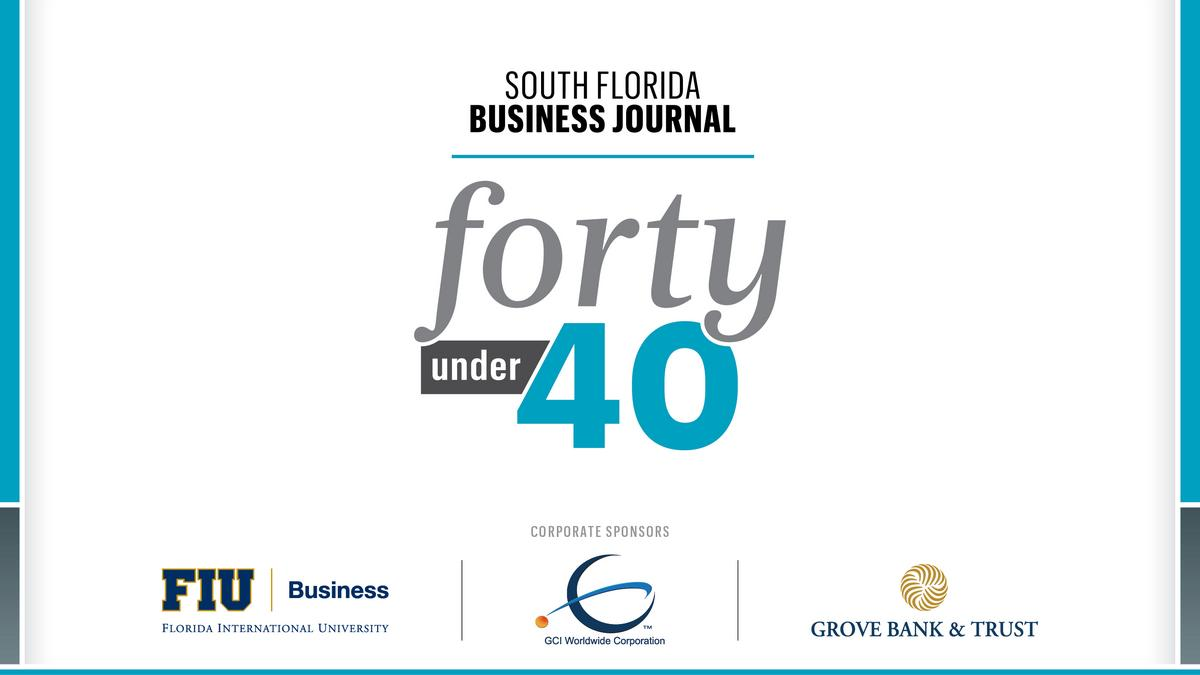 Spotlighting our 40 under 40 class of 2017 south florida spotlighting our 40 under 40 class of 2017 south florida business journal magicingreecefo Choice Image
