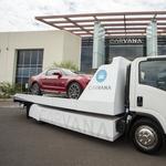 Carvana launches its second Arizona market