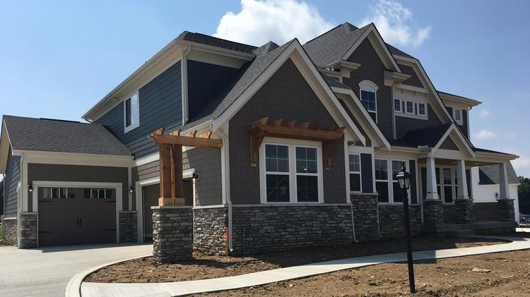 First Look Parade Of Homes Builders Putting Finishing Touches On
