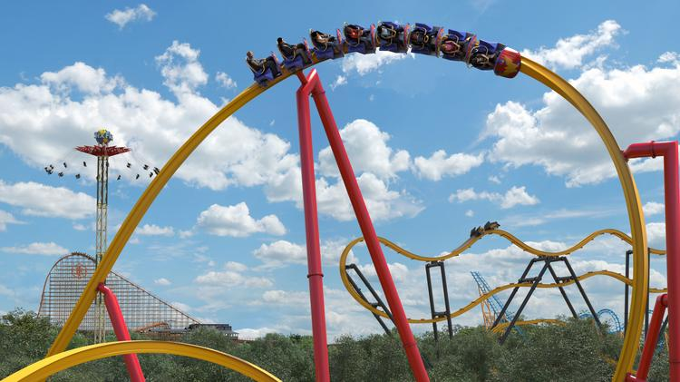 Fiesta Texas looks to lasso more guests as Six Flags hopes