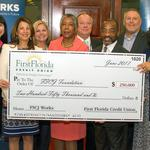 Local credit union gives $250,000 for FSCJ programs