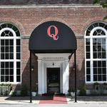 Inside the newly renovated Queensbury Hotel