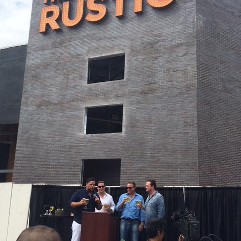 Texas Country Music Star Pat Green Unveils New Restaurant
