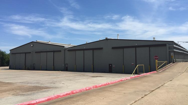The concrete supplier will move into this larger warehouse along Illinois Avenue in South Dallas to expand its footprint in the region.