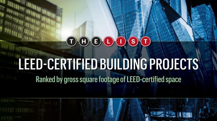 The List Leed Certified Building Projects South Florida Business