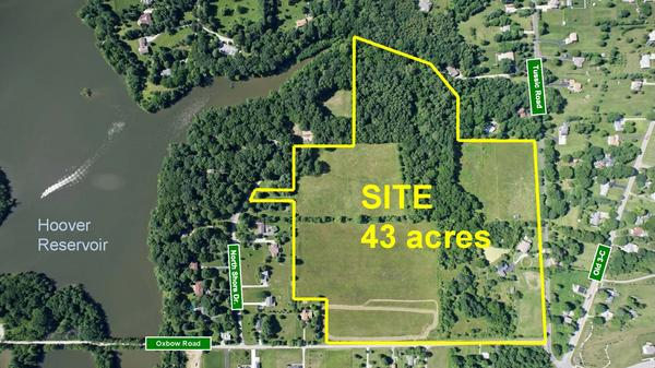 Agricultural or Residential Development Land in Westerville!