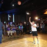 <strong>David</strong> <strong>Cordish</strong> takes on Shaq in promotional free-throw contest at Live Casino (Video)