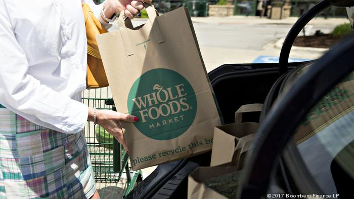 Big day nears for Whole Foods-Amazon merger