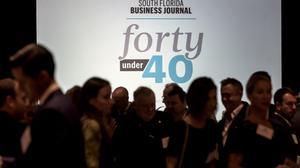 Inside Look: 2017 SFBJ 40 Under 40 Awards (Photos)