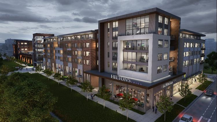 The Ascent, An $86 Million Apartment Complex, Is Underway In Westminster.