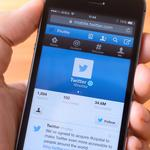 Twitter posts first ever net profit, shares jump 25%