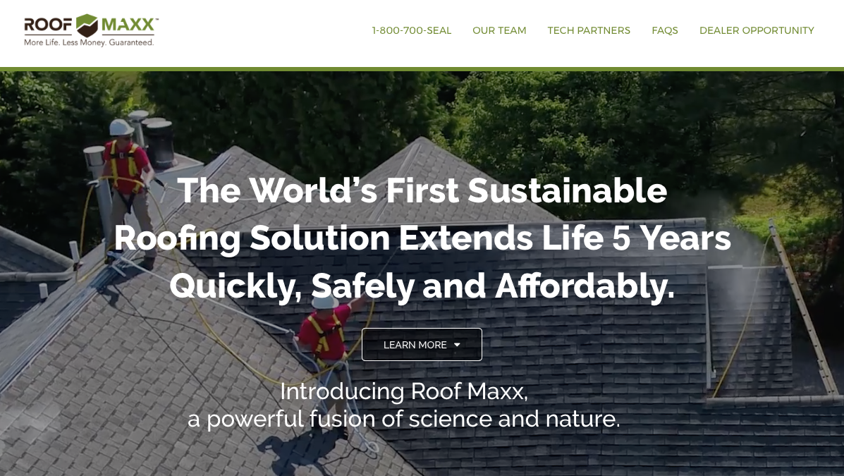 Feazel Brothers Launch Roof Maxx Technologies Columbus