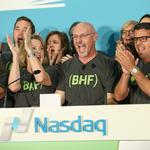 MetLife spinoff Brighthouse Financial kicks off trading on the Nasdaq (PHOTOS)