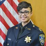 Portland taps Oakland deputy as first female African-American police chief