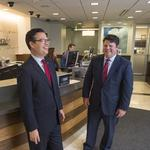After the deal came months of work to blend 2 bank companies with Colorado branches