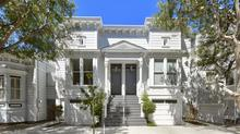Ultra-Chic Remodeled Lower Pacific Heights Victorian with Studio