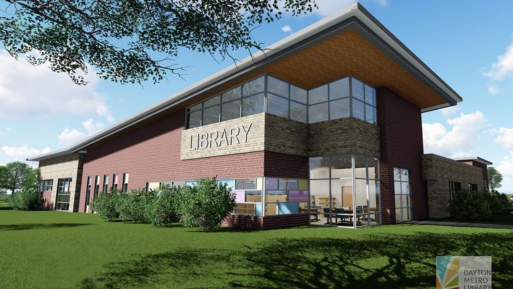 Another Dayton Area Library Branch To Undergo Expansion Remodel