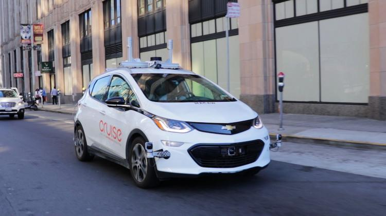Cruise delays autonomous taxis - San Francisco Business Times