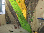 New rock climbing gyms could bring national competitions