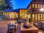 Home of the Day: Extraordinary Gated home with World-Class Views of Mount Tam, Ross Valley, and the Bay