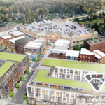 A piece of one of Northeast D.C.'s largest planned developments just hit the market