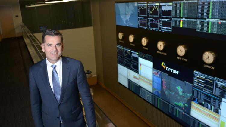 David Wichmann, CEO of UnitedHealth, paid $18 million in
