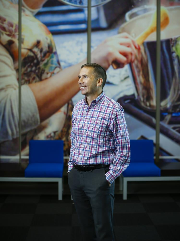 Kevin Nolan Is Leading A Louisville Institution In Ge