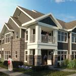Suburban-style apartments filling up in Oak Creek; developer adding more buildings