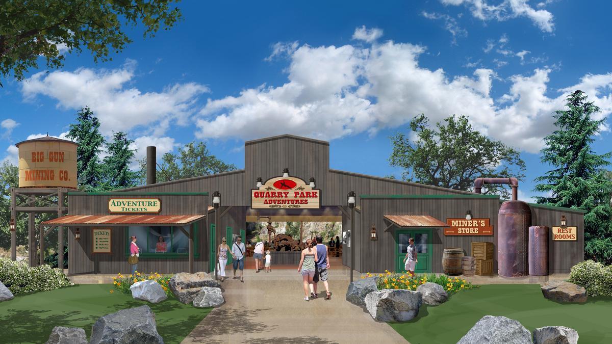 Rocklin Hires Specialist To Design Build Quarry Zip Line Adventure Park Sacramento Business Journal