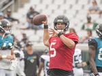 Jaguars prepare for season on and off the field