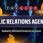 The List: Public Relations Agencies