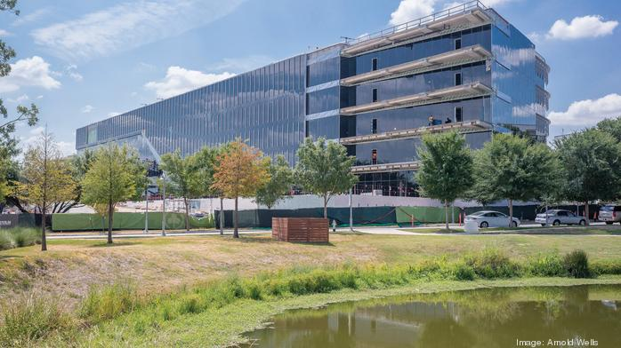 Oracle prepares to move into new Austin campus